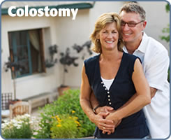 Help getting life insurance for people with a colostomy