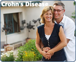 Help getting life insurance for people with Crohn's Disease